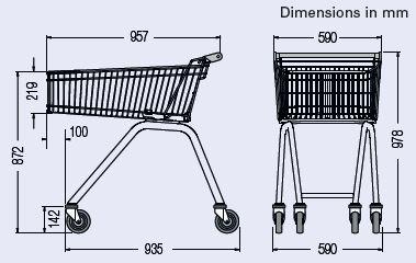 light-trolley-100-dimension