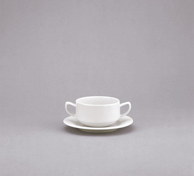 Avanti Creamsoup cup stackable