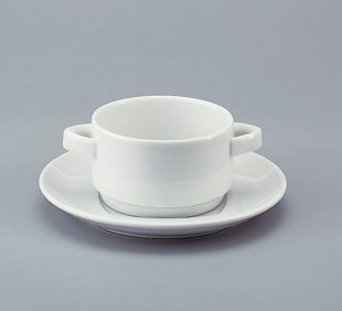 Event Creamsoup cup stackable