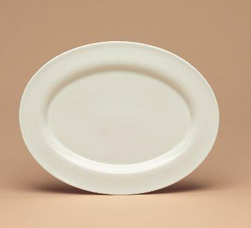 Generation Platter with rim