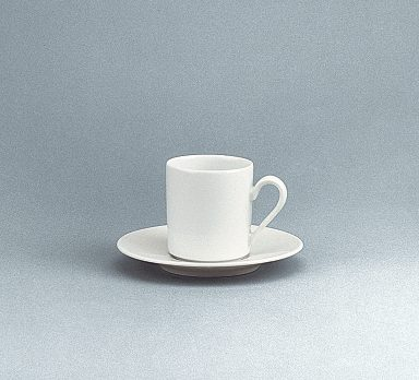 Tradition Cup and saucer stackable K