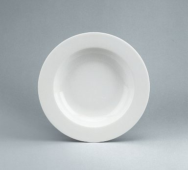 Tradition Plate deep with narrow rim