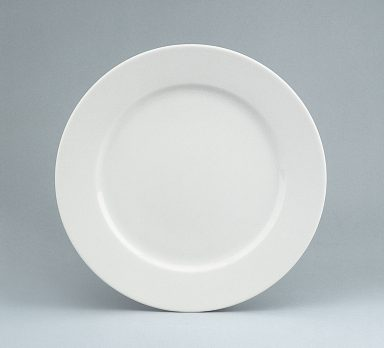 Tradition Plate flat with rim