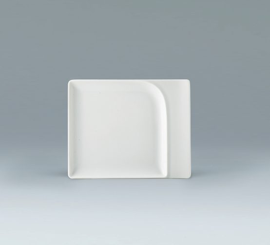 Tradition Platter square rim