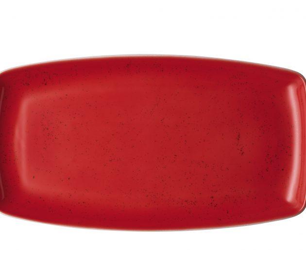 Burger platter Unique Red