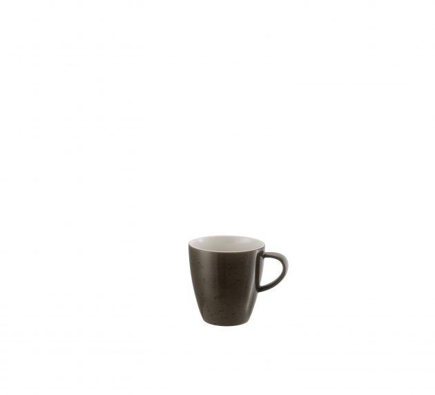 Cup Tall Unique Darkgrey
